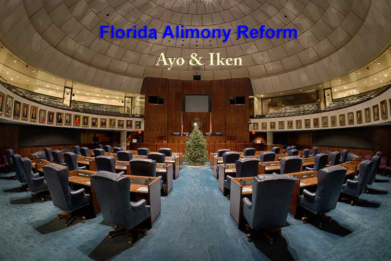 florida alimony reform 2017