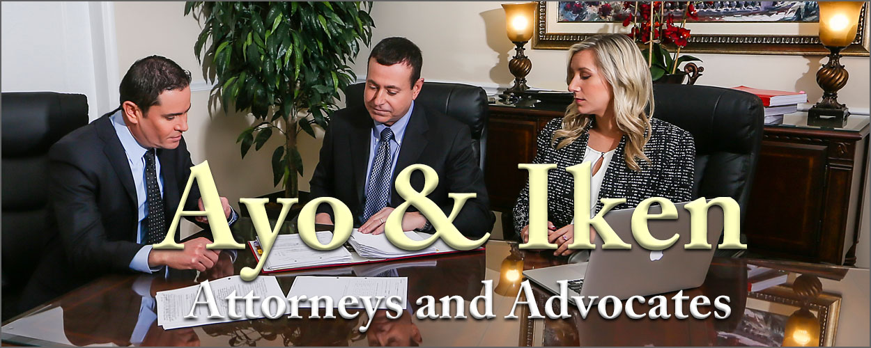 Ayo and Iken Attorneys New Port Richey FL