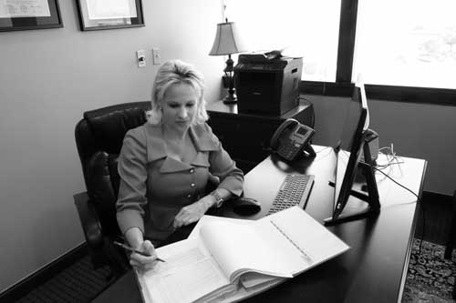 Get to know us: Claudia Blackwell, Esq.