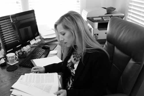 Get to know us: Jeana Vogel, Esq.