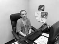 Get to know us: Sierra Johnson, Intake Team
